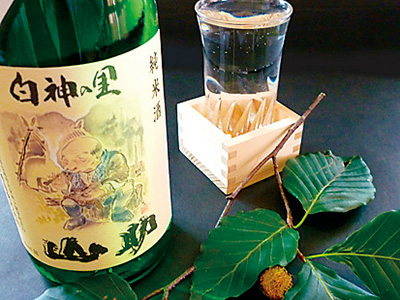 日本酒『山助(さんすけ)』720ml