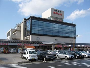 道の駅象潟
