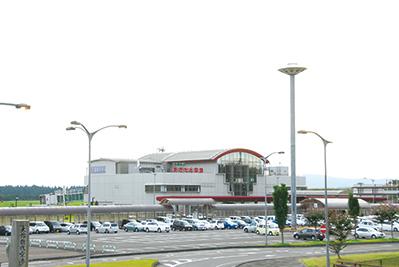 道の駅大館能代空港