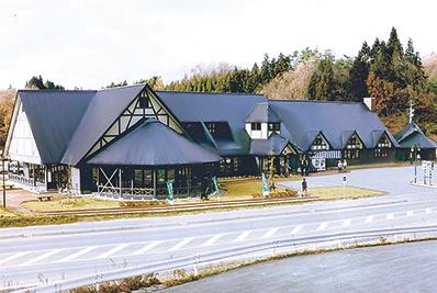 道の駅ふくしま東和