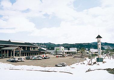 道の駅東由利