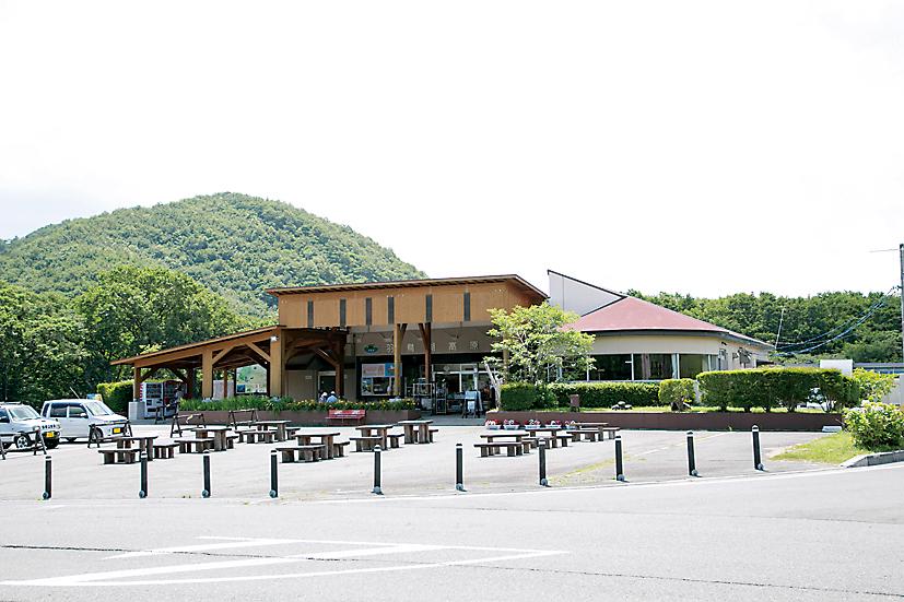 道の駅羽鳥湖高原