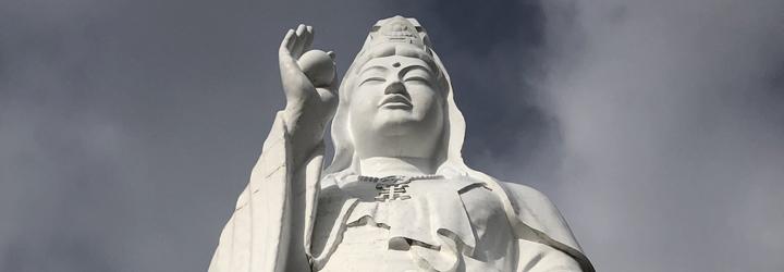 仙台大観音の中に行ってみたらなんだかすごい世界が広がっていた