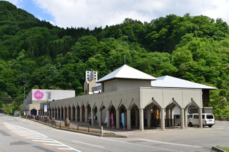 道の駅月山