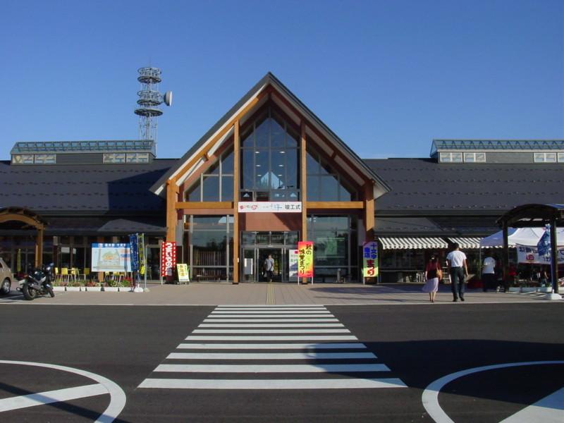 道の駅十文字