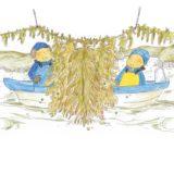 【春分】いわて暮らしの季節暦【ワカメ漁】