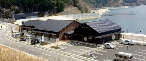 道の駅硯上の里おがつ 4月11日オープン!
