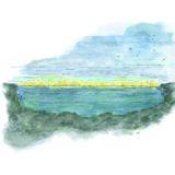 【白露】いわて暮らしの季節暦【漁火と三陸の海】